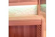 Sauna finlandese premium AX-023B