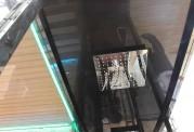 Sauna a secco + sauna umida con doccia AU-002A