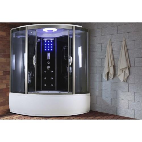 Doccia da idromassaggio economica AR-007 (con funzione sauna)