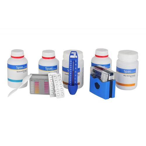 Kit di manutenzione per vasca idromassaggio
