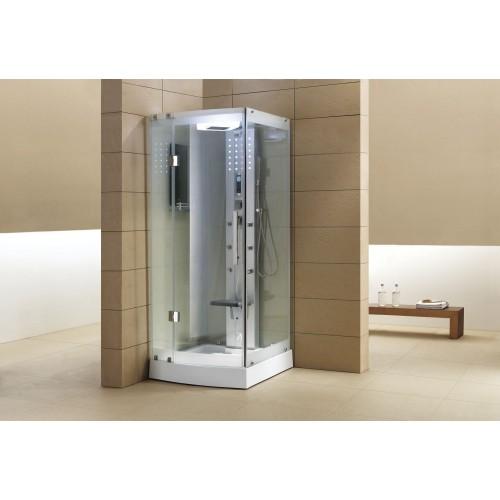 Doccia idromassaggio con sauna AS-002A-1