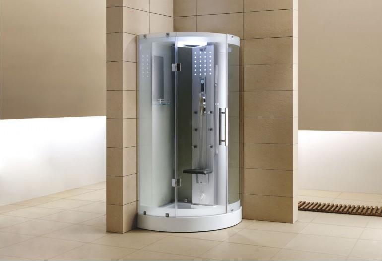 Doccia idromassaggio con sauna AS-003A-1