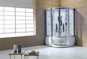 Doccia idromassaggio con sauna e vasca AT-010A