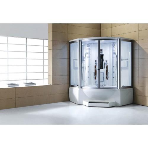 Doccia idromassaggio con sauna e vasca AT-010C
