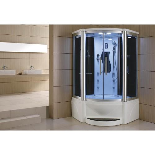 Doccia idromassaggio con sauna e vasca AT-011A