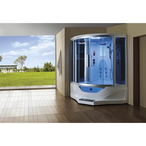 Doccia idromassaggio con sauna e vasca AT-012B