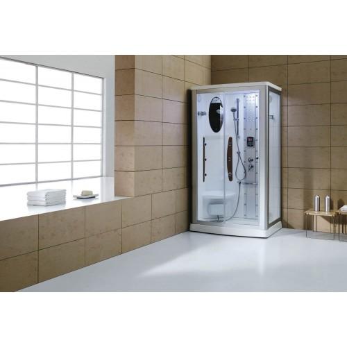 Doccia idromassaggio con sauna AS-013