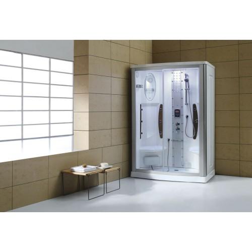 Doccia idromassaggio con sauna AS-015