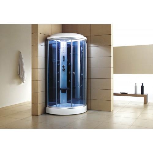 Doccia idromassaggio con sauna AS-019