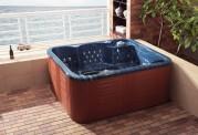 Vasca idromassaggio da esterno jacuzzi AT-002