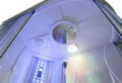 Doccia idromassaggio con sauna e vasca AT-004-1