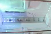 Doccia idromassaggio con sauna e vasca AT-006