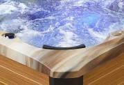 Vasca idromassaggio da esterno jacuzzi AU-004