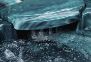 Vasca idromassaggio da esterno jacuzzi AV-003