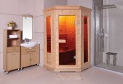 Sauna finlandese economica AR-006A