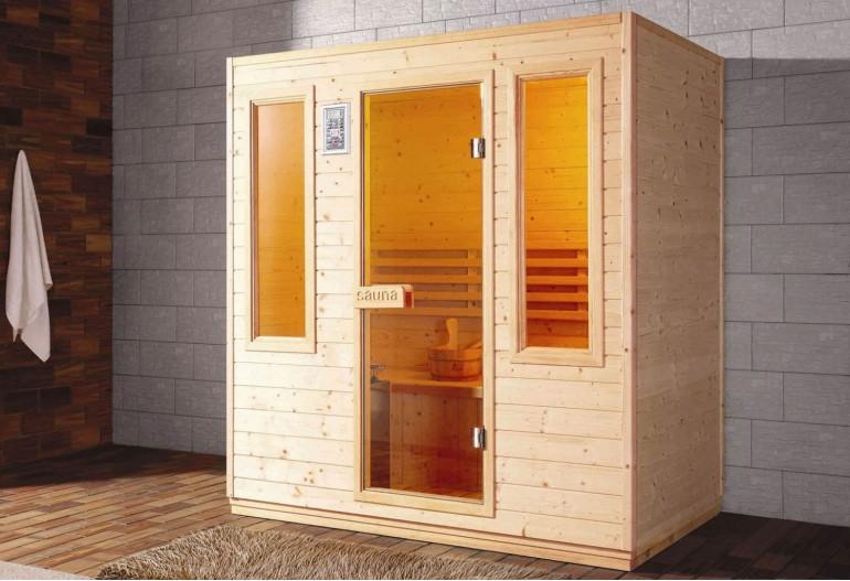 Sauna finlandese economica AR-007G