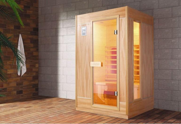 Sauna finlandese economica AR-008C