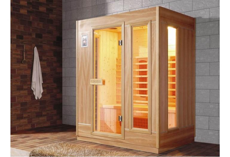 Sauna finlandese economica AR-008D