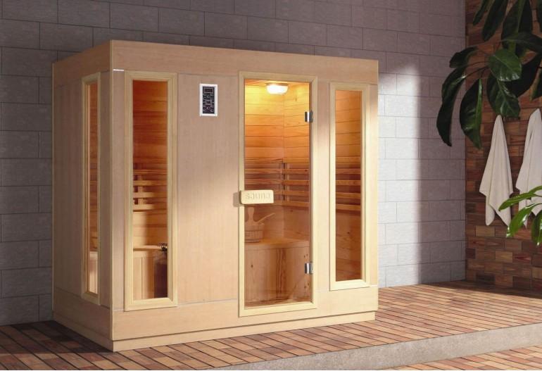 Sauna finlandese economica AR-008G