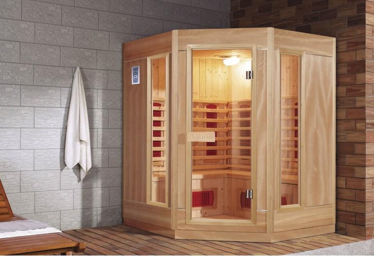 Sauna finlandese economica AR-009D