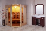 Sauna finlandese economica AR-010C