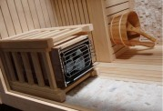 Sauna finlandese premium AX-002A