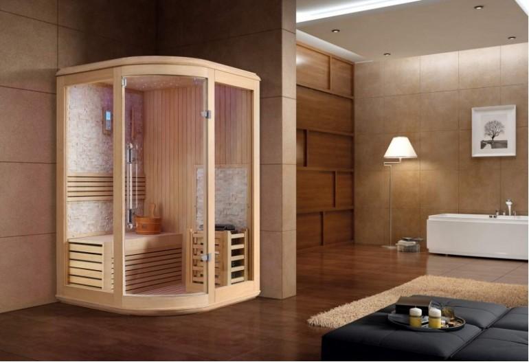Sauna finlandese premium AX-002C