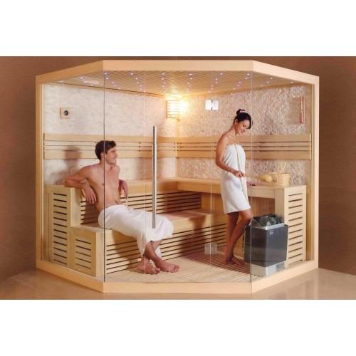 Sauna finlandese premium AX-004B