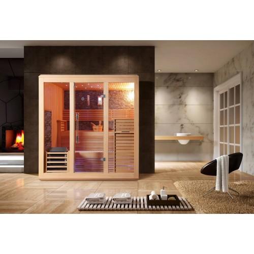 Sauna finlandese premium AX-009B