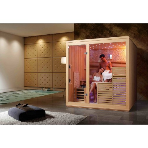 Sauna finlandese premium AX-010B