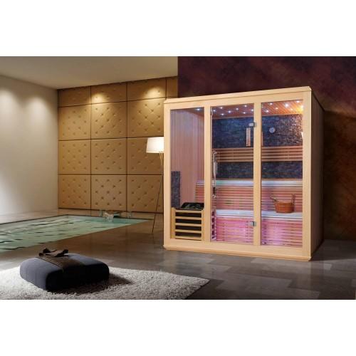 Sauna finlandese premium AX-011C