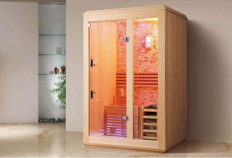 Sauna finlandese premium AX-013A