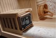Sauna finlandese premium AX-014A