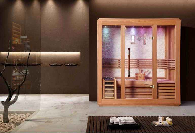 Sauna finlandese premium AX-017A