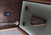Sauna finlandese e bagno turco con doccia AT-001C!