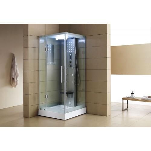 Doccia idromassaggio con sauna AS-004A-2
