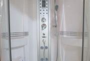 Doccia idromassaggio con sauna e vasca AT-001-2