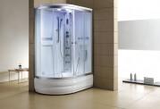 Doccia idromassaggio con sauna e vasca AT-004-2