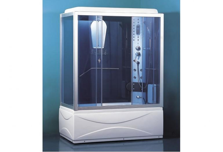 Doccia idromassaggio con sauna e vasca AT-007B