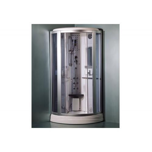 Doccia idromassaggio con sauna AS-017-1
