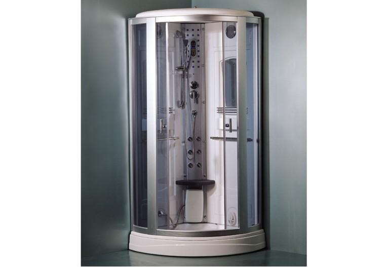 Doccia idromassaggio con sauna AS-017-2