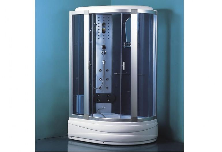 Doccia idromassaggio con sauna e vasca AT-005-2