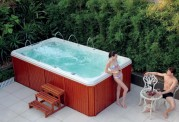 ­Piscina idromassaggio AT-001!