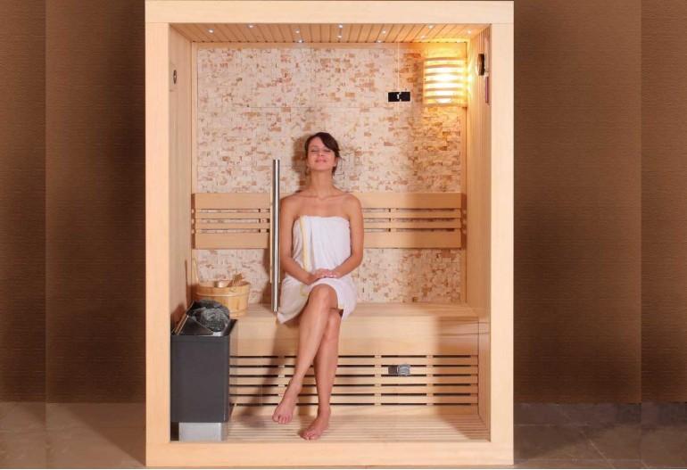 Sauna finlandese premium AX-001A