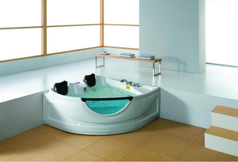 Vasca idromassaggio jacuzzi AT-022