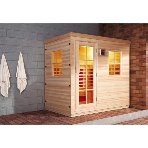 Sauna finlandese economica AR-004