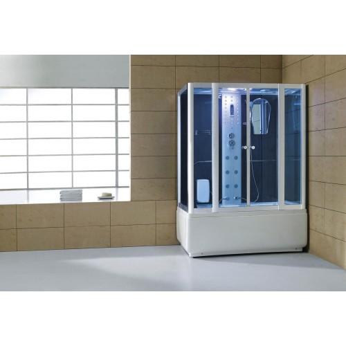 Doccia idromassaggio con sauna e vasca AT-008C