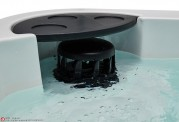 Vasca idromassaggio da esterno jacuzzi AT-007A