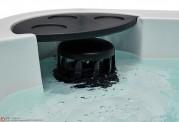 Vasca idromassaggio da esterno jacuzzi AT-007B